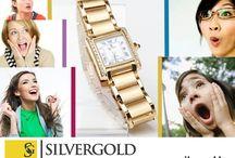 Regala joyas  #SilverGold / En #SilverGold podrás encontrar la joya perfecta para el ser amado, ven a vernos o visita nuestra tienda online. Sorprendela con una joya de #SilverGold se volverá loca de amor!!!!