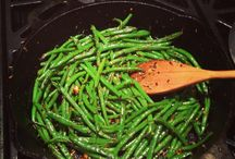 Plant Based (Vegan) Green Beans and Peas