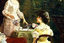 Victorian tea / by Cathie Hollins