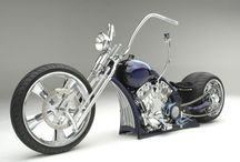 Cars/Trucks/Motorcycles / by Chris Barnes