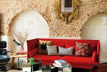 Diseño interior / by Paty Glez