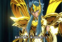 #Saint Seiya Soul Of Gold #Camus