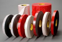 3M VHB Tape / 3M VHB Tapes are high-strength bonding tapes and a proven alternative to screws, rivets, welds and other mechanical fasteners. Unlike screws or rivets – which join materials at a single point – high-strength bonding tape permanently adheres one substrate to another while spreading the stress load across the entire length of the joint. Once materials are joined with 3M VHB Tape a virtually indestructible bond is created.