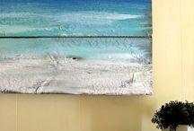 θαλασσινός πίνακας