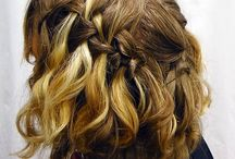 Braids For Short Hair / Different side, French, bangs and black hair braids for short hair that are easy, cute and cool with steps on how to braid for short hair. - http://beautifieddesigns.com/braids-for-short-hair/