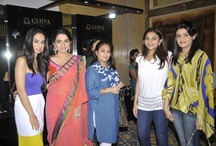 Shaina NC's Jewellery Collection for Gehna (Exhibition) / The exclusive preview of Shaina NC's jewellery for Gehna over Hi- Tea was a huge success.  Amongst the elite guests that attended the event - Ankita Patil - daughter of Harshwardhan Patil, Usha Kadke, Ritu Chabbria and Varsha Choradia are a few to name.  The host of the event was Janhavi Dhariwal, the Manikchand entrepreneur.  Here's a glimpse of the event just for you :)