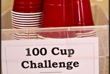 100th Day / ideas and activities to celebrate the 100th day of school.