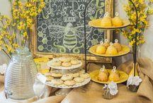 Honey Bee Tea Party