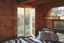 Tiny cabin / by Sherrie Graham