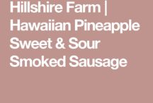 Hillshire Kielbasa Sausage Recipes
