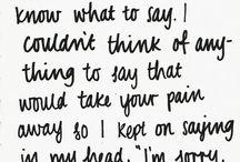 Words of heart