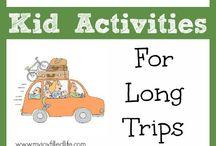 Family Travel Tips / Best tips for travel with kids! // Traveling with a baby // Traveling with small children. // Best family travel tips!