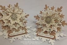 Stampin Up Festive Flurry