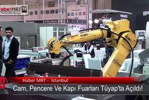 PromaX Makine -Osman OZER Röportaj ı  Robot kol ve alüminyum cephe