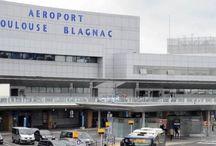 Taxi aeroport Toulouse / Chauffeur privé Taxi Toulouse-Blagnac Aéroport. Un tarif fixe sans surprise. Aucun supplément
