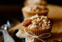 cupcake/muffins / by Stephanie