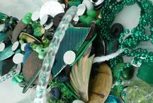 Inspired by Green / by Gauche Alchemy