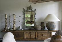 Ideas Decoración || Rústico / Ideas para decorar tu #hogar con el estilo rústico: cálido, acogedor y muy natural