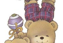 ursinhos fofinhos