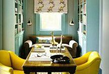 Ideas para escoger tu comedor / Te presentamos  algunas sugerencias para interiores con pequeños o grandes espacios, así como paletas de color para resaltar su presencia.