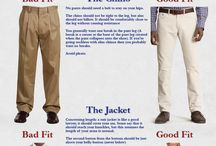 Man Clothing Guidance