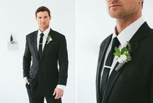For The Groom / Looking dapper for your destination wedding.
