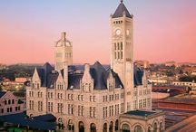 Union Station Hotel / Located in Nashville, this historic property is emerging as the crown jewel of the downtown scene.