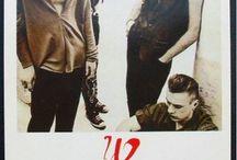 U2 Cartes Postales