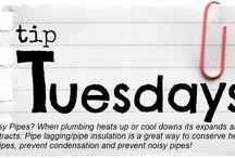 Plumbig Tips