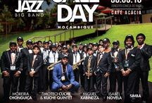 International Jazz Day, Mozambique / Under the auspices of UNESCO, we held a concert for International Jazz Day on 30 April 2016 at Jardim dos Professores, Maputo, Mozambique