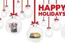 Christmas time / Idee e suggerimenti per allestire e illustrare il santo Natale