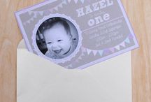 Invitations / Whether you're planning a 1st Birthday, or a 100th celebration - we'll create the invitation you're after. Find us at http://lovetoinvite.wix.com/lovetoinvite  Search: Love to Invite on Facebook Or e-mail us: lovetoinvite@live.com.au