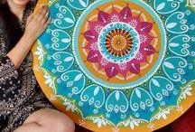 Mandalas paint