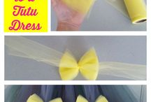 tulle bows