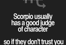 •Scorpio•