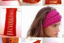 strikkeoppskrift