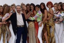 Versace / With some things in life, all you need is one word and it is enough.  Versace~ / by Debbie Kriegh