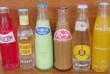 昭和の食べ物、飲み物