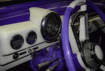 Chucks Purple Lead Sled