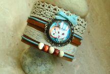 Karkötők/Bracelets