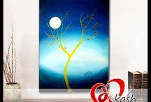 Oil Paintings / Oil paintings for sale in pakistan on our website www.dilkash.pk