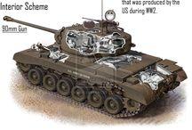 Tanks & Army Vehicles  USA