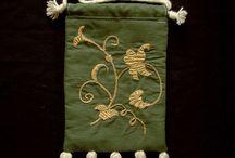 Mittelalter Almosenbeutel und Taschen