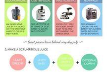 Juicing Recipes / Juice recipes