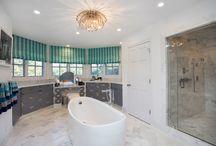 Enlivening Bathrooms