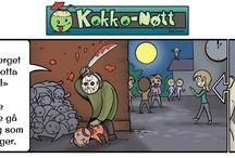 Kokko-Nøtt / Kokko-Nøtt Norsk av Aya Oweenbel
