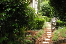 Path and edging