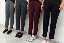 pantalones cool