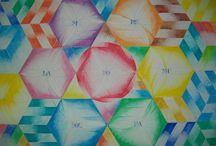 Pittura quantistica 432 HZ / Pittura contemporanea innovativa  a 432 Hz