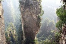 sziklák